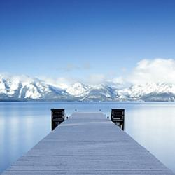 Lake Tahoe Panorama - Fine Art